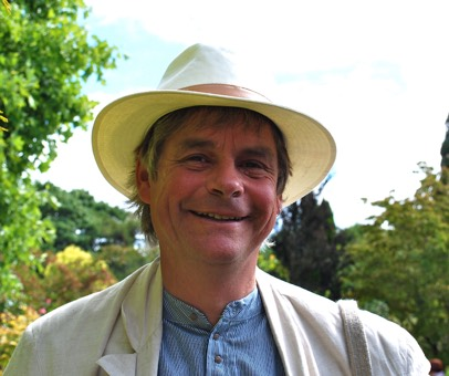 Noel Kingsbury, Photo credit: Amalia Robredo